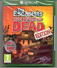 """Il escapists THE WALKING DEAD EDIZIONE """"NUOVO & Sealed' * XBOX ONE (1) *"""