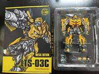 New Transformable Legendary Toys LT-01 LTS-03C Bumblebee Action Figure