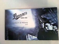 Danner Uniform & Military 2013 Catalog Booklet / 63 Pages