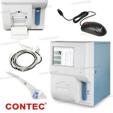 Touch Full Automatic Hematology Analyzer Blood Cells Quantitative Analysis Wbc
