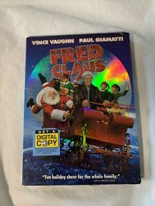 Fred Claus DVD Christmas
