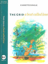 The Grid A Beat Called Love CASSETTE SINGLE EastWest ‎YZ498C Electronic House