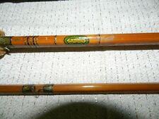 Shakespeare Spring Brook 1362 Split Bamboo 9' Fly Fishing Rod Honor Built 4 Pcs