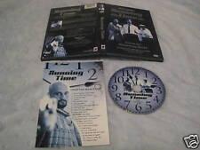 RUNNING TIME DVD BRUCE CAMPBELL ANCHOR BAY REGION 1