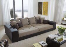 Big Sofa Exclusiv zweifarbig Federkern XXL Mega Couch Neu direkt vom Hersteller