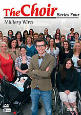 The Choir Series Four: Military Wives [DVD], Very Good DVD, Gareth Malone,