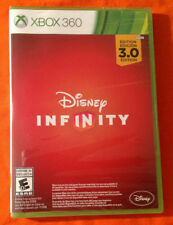 Disney Infinity Edition 3.0 XBOX 360 Video Game & Manual ONLY (No Portal) NEW
