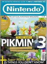 Nintendo Magazine, Issue 57, 2013, Nintendo