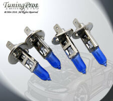 4pcs 12V 100w H1 White 5000K Xenon Gas HID Low Beam Light Bulbs 2 Pair