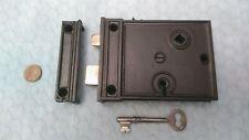 Interior Rim Lock Only Reversible Restored