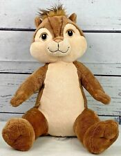 "Build A Bear Alvin and the Chipmunks Chipwreaked 14"" Stuffed Plush Toy"