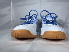 Asics Upcourt 2 Men Volleyball Badminton Shoes Blue/White/brown 11.5