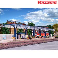 Vollmer 43532 H0 Bahnsteig, Länge 62 cm ++ NEU & OVP ++