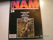 ** Spécial NAM n°24 Les officiers / Mad Mark / Compagnie Alpha