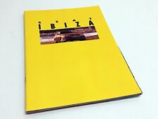 1994 SEAT Ibiza Brochure