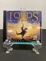 Lords of Magic PC game 1997  Computer Game Impressions Sierra