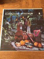Hawaii Calls Record Hawaiian Strings LP Aloha Hukilau Polynesian Album