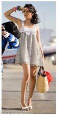 MINI VESTIDO CON CROCHET Tunic Kleid Dress Robe Vestito STIX CASUAL Talla/Size M