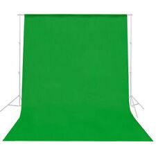 6 x 9 ft Green Screen Muslin Backdrop Photo Studio Photography Background