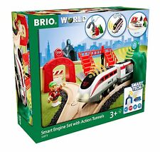 BRIO smart Tech Reisezugmit Activen Tunneln