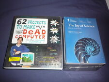 Teaching Co Great Courses CDs        THE  JOY of SCIENCE  latest release + BONUS
