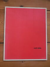 NOËL DOLLA. 1986-1990  catalogue d'exposition. Villa Arson, Nice.1990