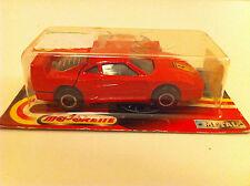 Majorette - Ferrari F40 avec vignette Monstr'auto (années 90) neuve