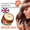 Miracle Hair Treatment - Hair Care Fast Repair Original UK