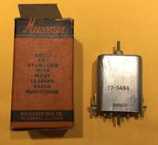 Meissner 17-3484 Fm iF 10.7Mc Transformer Miller 1452
