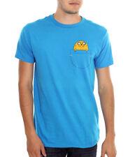 Adventure Time Jake In Pocket T-Shirt
