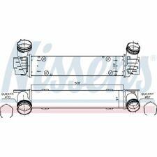 für BMW Wärmetauscher Ladeluftkühlung NissensLadeluftkühler 96595 u.a