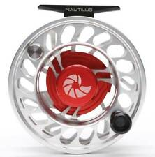 Nautilus CCF-X2 6/8 Fly Fishing Reel - Silver (6-8 WT) NEW  - Free US Shipping