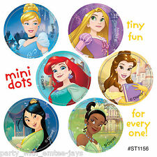 Princess Stickers Dots x 48 (8 sheets) - Favours - Birthday Party Loot Bag - Dot