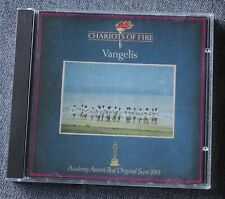 Chariots Of Fire / Chariots de feu - Vangelis , BO du film / OST, CD