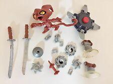NINJA TURTLES Weapons Accessory Parts TMNT Ninja Turtles Playmates