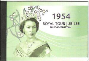 Australia 2004 $10.95 1954 Royal Tour Jubilee Prestige Booklet in MINT condition