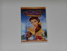 Walt Disney Beauty and the Beast Belle's Magical World 2003 DVD Sequel Movie OOP