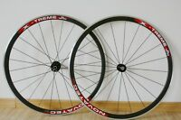New NOVATEC X-TREME Carbon 700c wheelset with Alloy Brake surface 33MM clincher