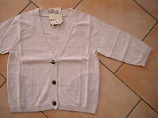 (39) plus facilement BELLEROSE Girls BOLERO 3/4 Bras Tricot Veste indentation poches gr.92