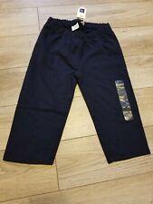 New Gap Girls Capri Pants Navy Blue Small 6-7