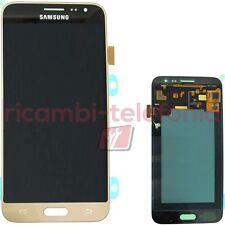 vetro touchscreen originale Samsung J320 Galaxy J3 2016 oro schermo LCD display