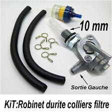 Pièce Générateur réservoir groupe électrogène Kit durite colliers filtre Robinet