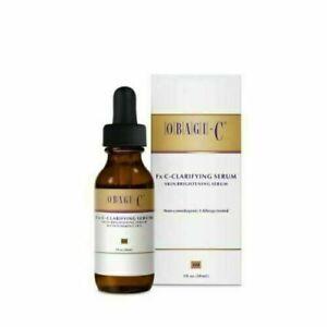 Obagi-C Fx C-Clarifying Serum Skin Brightening System AM 30ml/1oz