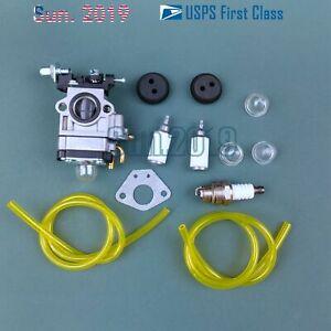 Carburetor 300486 Kit For Earthquake E43 E43WC E43CE Auger MC43 MC43E MC43CE