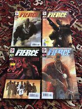 FIERCE - Four Comic Book Set - #1-4 - Rocket Comics - Dark Horse Comics