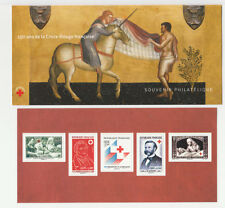 BLOC SOUVENIR N° 95 150 ANS DE LA CROIX ROUGE FRANCAISE neuf TIMBRE