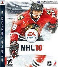 PS3  Spiel NHL 10 2010 Eishockey NEU