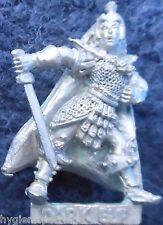 1985 Elfo Oscuro 1101 05 C09 Guardia Maiden Ciudadela De Los Elfos Drow Warrior Warhammer ejército