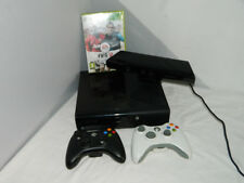 Xbox 360 E 250GB KINECT Console + 2 controllers + FREE GAME + WARRANTY (A144)