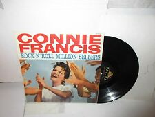CONNIE FRANCIS ROCK & ROLL MILLION SELLERS Album LP Record
